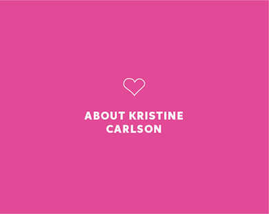 about kristine carlson