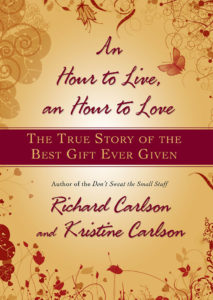 an hour to live an hour to love bookcover