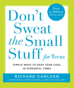 don't sweat the small stuff for teens bookcover