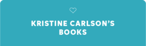 kristine carlson books tab hover