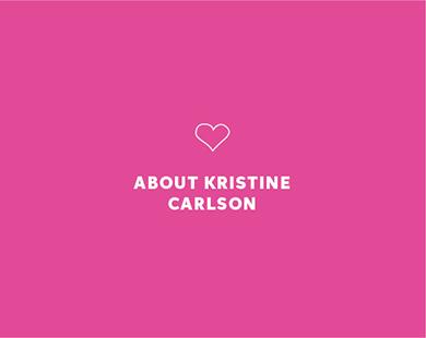 about kristine carlson