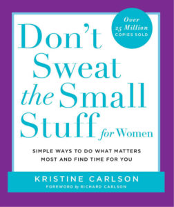 don't sweat the small stuff for women bookcover
