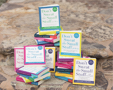 Click Here for Don't Sweat the Small Stuff Books