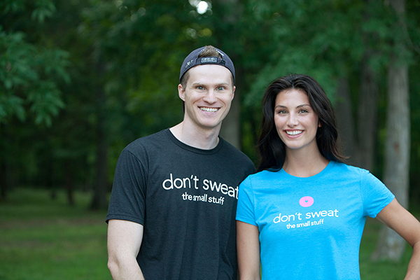 Don't Sweat the Small Stuff... and It's All Small Stuff T-Shirts