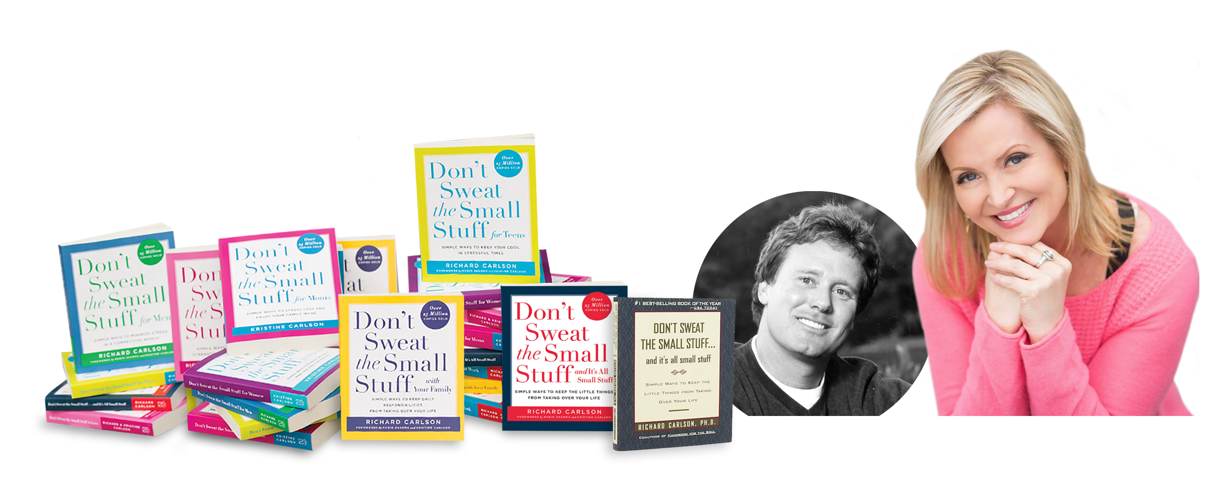 Don't Sweat the Small Stuff Books