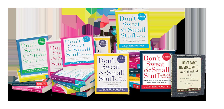 Don't Sweat the Small Stuff Books